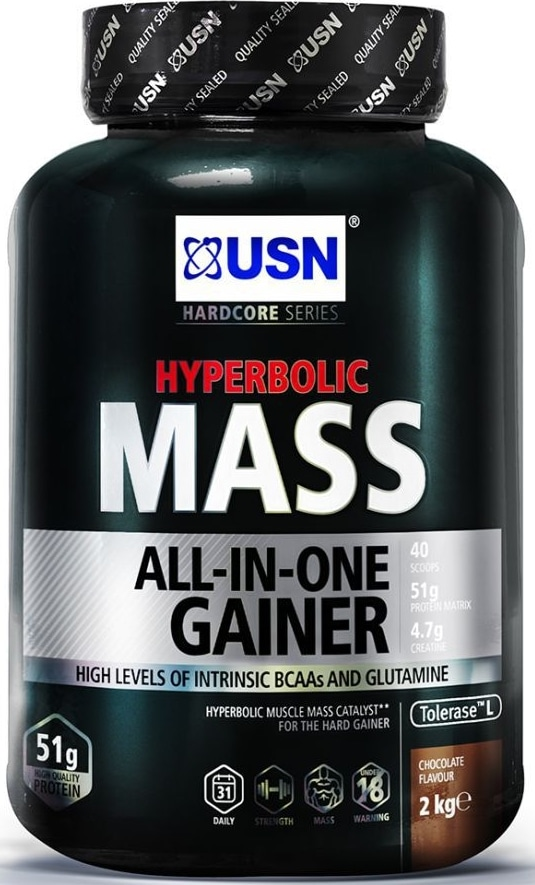 Hard Gainer USN Hyperbolic Mass