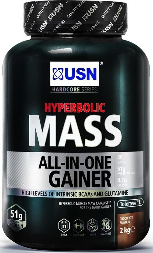 Hard Gainer USN Hyperbolic Mass