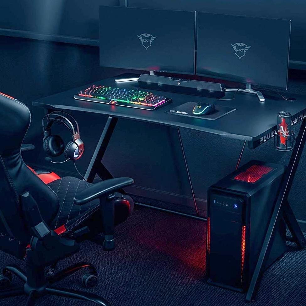 Bureau Informatique Petit Espace quel est le meilleur bureau gamer ? [comparatif 2019]