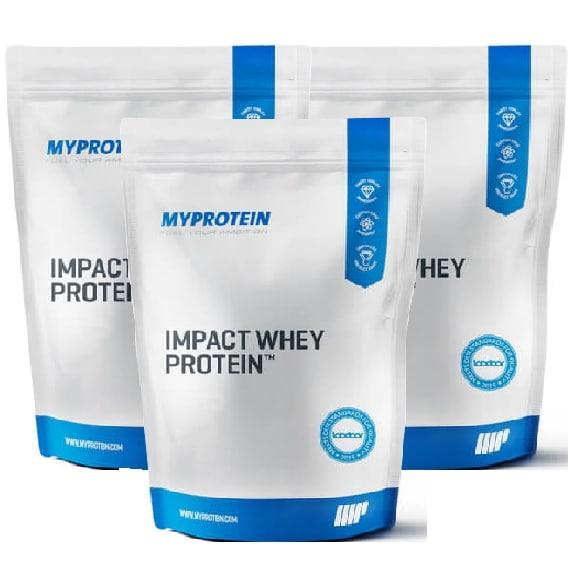 MyProtein Impact Whey Protein présentation