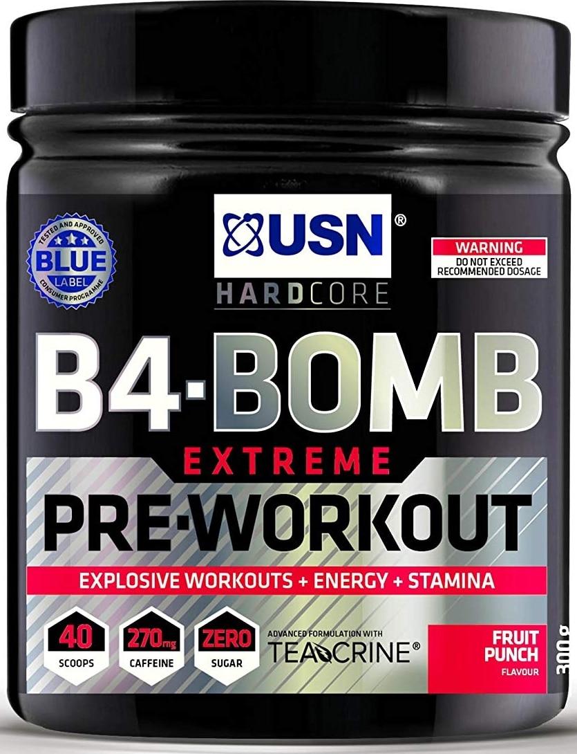 Pre Workout USN Pre Workout B4 Bomb
