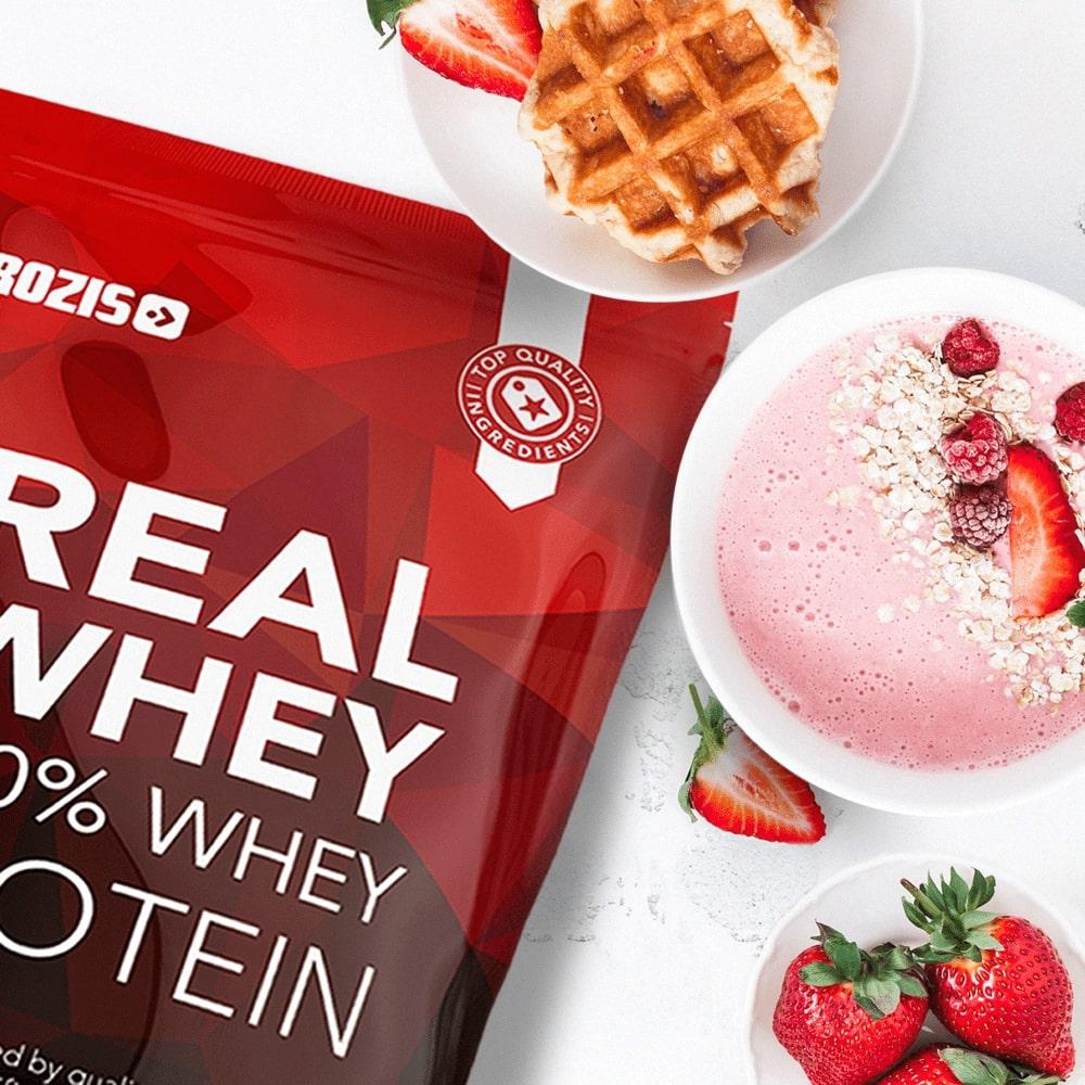 Prozis 100% Whey Protein avis