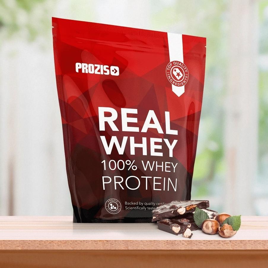 Prozis 100% Whey Protein test