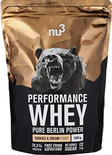 Whey nu3 Performance Whey