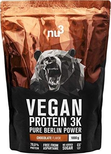 Whey nu3 Vegan Protein 3K