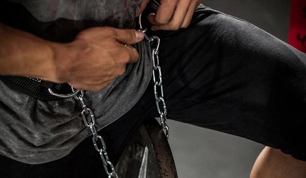 Utiliser ceinture lestable