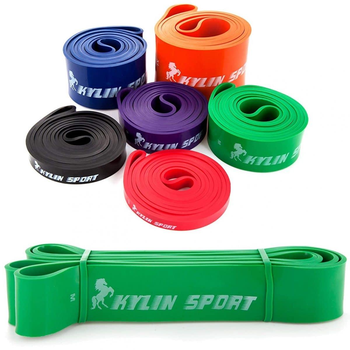 Elastique musculation Kylin Sport