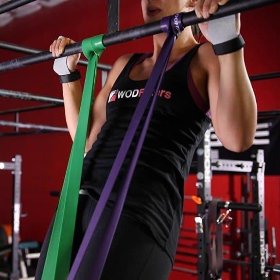 Meilleurs élastiques CrossFit