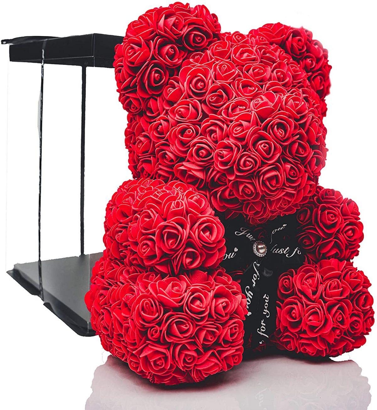 ours en rose pozy