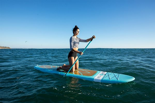 comment faire stand up paddle