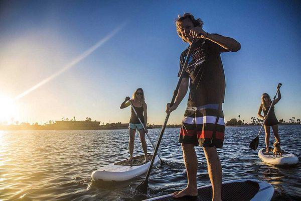pourquoi faire du stand up paddle